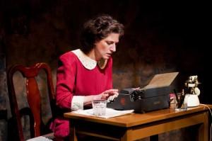 Carol Lempert as Dorothy Parker