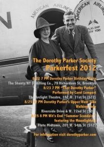 Parkerfest 2012