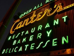 Canter's Deli, Los Angeles