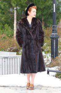 Dorothy Parker's Mink Coat