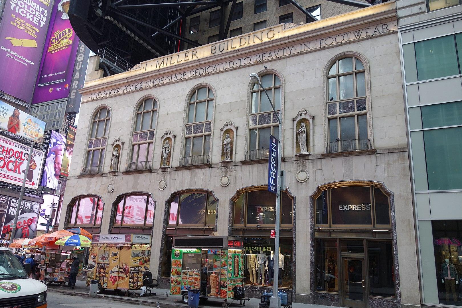 The I. Miller Building