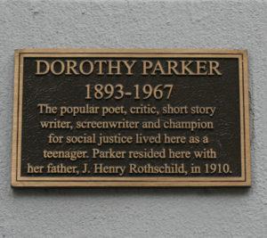 Dorothy Rothschild's Home